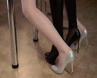 Luxury Strapon Girl2girl In Mask Playing - scene 8