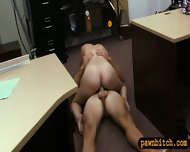 Pawn Man Fucked Busty Latina In The Backroom For Money - scene 10
