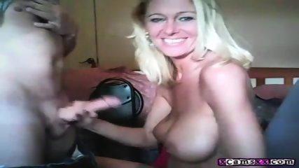 Hot Wife Blowjob And Facials Compilation - scene 7