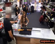 Latina Chick Brought In A Gun At The Pawnshop And Got Fucked - scene 3