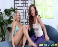 Oral Lez Teen Step Sister - scene 2