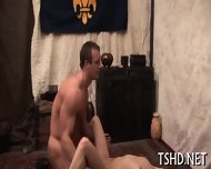 Naughty Girl Rides A Cock - scene 4