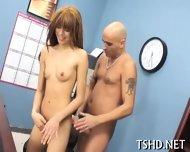 Naive Girl & Mature Cock - scene 8
