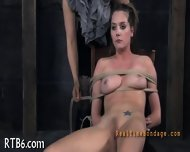 Restrained Beauty Is Punished - scene 1
