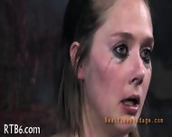 Restrained Beauty Is Punished - scene 10