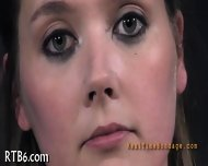 Restrained Beauty Is Punished - scene 4