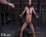 Facial And Pussy Torture For Babe - scene 12