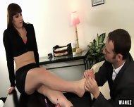 Good Sex Action On Sofa - scene 3
