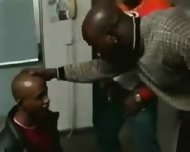 Gay Black Apprenticeship - scene 2