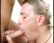 Helping That Euro Cock Shoot A Load Sebastano Perero - scene 4