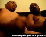 Hot Black Men Hard Anal Fucking - scene 10