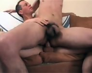 Hot Daddy Gives A Good One To Twink Latin Hot - scene 7