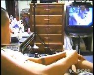Jerking That Dick Gentlemens Video - scene 3