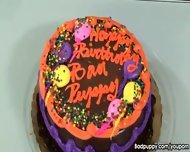 Badpuppy Birthday Blowjobs - scene 1