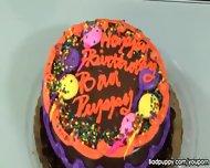Badpuppy Birthday Blowjobs - scene 2