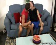 Badpuppy Birthday Blowjobs - scene 4