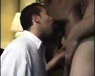 Big Dick Latino 3 Way - scene 9