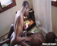 Black Friends Penetrating Into Assholes - scene 7