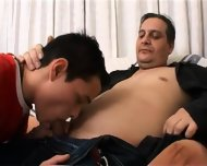Daddy Messes With A Latin Twink Latin Hot - scene 3