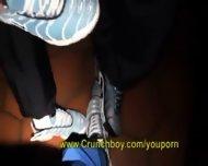 Tony Rekins Acteur Porno Tbm De Crunchboy Avec Une Queue Enorme De 22 Cm Trip Sneaker Latex - scene 1