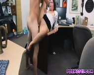 Andrea Had A Nice Tight Shaved Pussy, And It Was A Total Innie - scene 8