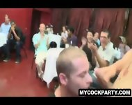 Stripper Teases And Sits On A Party Goers Face - scene 9