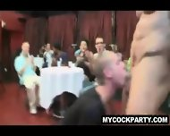 Stripper Teases And Sits On A Party Goers Face - scene 5