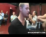 Stripper Teases And Sits On A Party Goers Face - scene 7