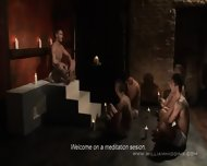 Seance Orgy - scene 1