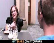 She Tricks Him Into Homo Sex - scene 4