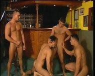 Loads Of Bikers In A Bar Orgy Punami Films - scene 10