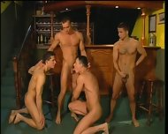 Loads Of Bikers In A Bar Orgy Punami Films - scene 5