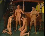 Loads Of Bikers In A Bar Orgy Punami Films - scene 7