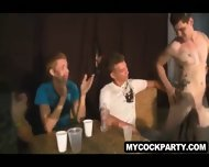 Private Party With Male Strippers Getting Crazy - scene 1