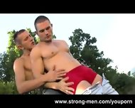 Rod Stevens And Tomi Strong Outdoors - scene 4