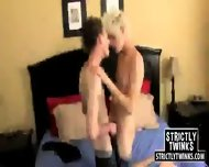 Skater Twinks Make Out And Undress Before Sucking Dick - scene 8