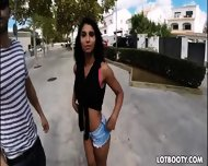 Fucking Big Ass Ria Rodriguez In Public - scene 3