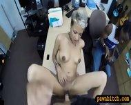 Guy Desperately Needs Money Let The Pawnkeeper Fucked Her - scene 6
