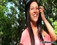 Eurobabe Maria Fiori Screwed Up And Facialed For Money - scene 2