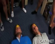 Gay Forced To Suck Cock - scene 7