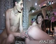 Explicit Hammering For Cute Teen - scene 5