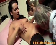 Real Hooker Eaten Out - scene 5