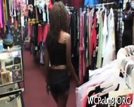 Black Woman Gets Drilled - scene 2