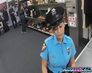A Lady Police Officer Was Willing To Get Bang For Some Green Bills - scene 1