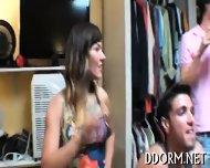 Enticing And Rowdy Threesome Sex - scene 3