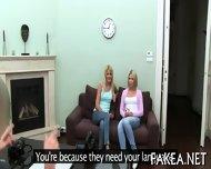 Explicit Threesome Pleasuring - scene 1