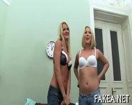 Explicit Threesome Pleasuring - scene 10