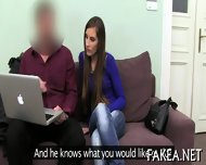 Bewitching Chick Reveals Her Assets - scene 4