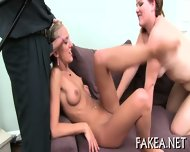 Arousing Audition With Hot Babe - scene 2