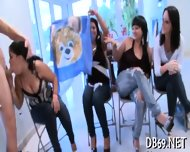 Cumshot Delight For Lusty Babes - scene 10